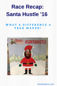 2016 Santa Hustle