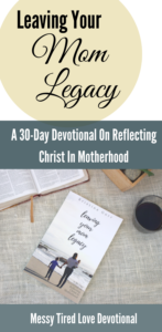 motherhood devotional